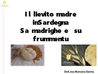 Il lievito in Sardegna
